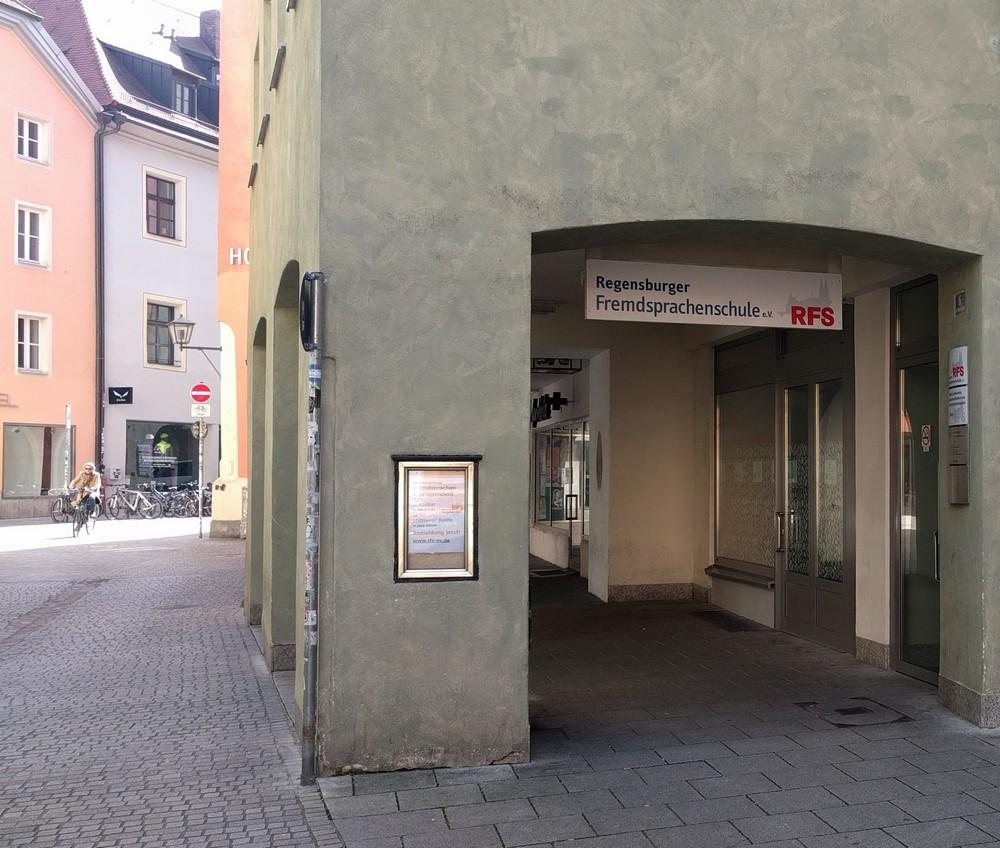 Fremdsprachenschule Regensburg